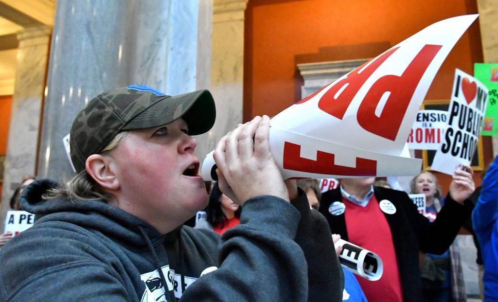 Arizona teachers vote for first-ever statewide strike
