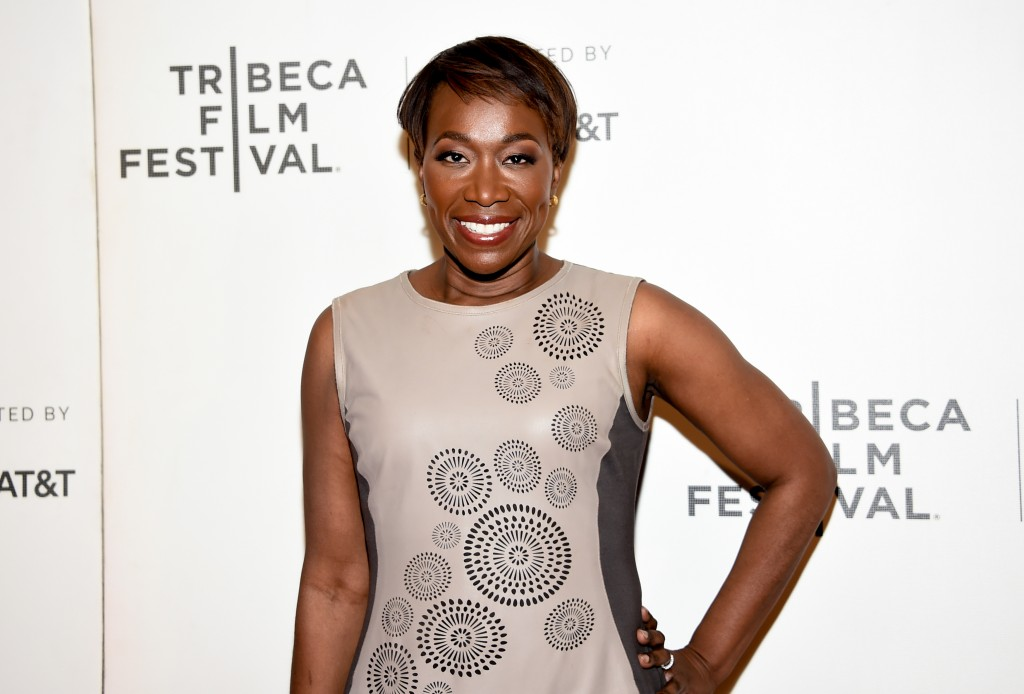 """FILE - In this April 20, 2018 file photo, Joy Reid attends the Tribeca TV screening of """"Rest in Power: The Trayvon Martin Story"""" during the 2018 Tribe..."""
