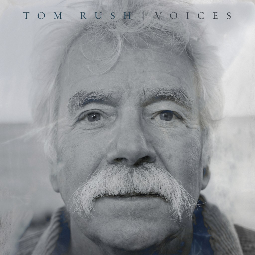 """This cover image released by Appleseed Recordings shows """"Voices,"""" released by Tom Rush. (Appleseed Recordings via AP)"""