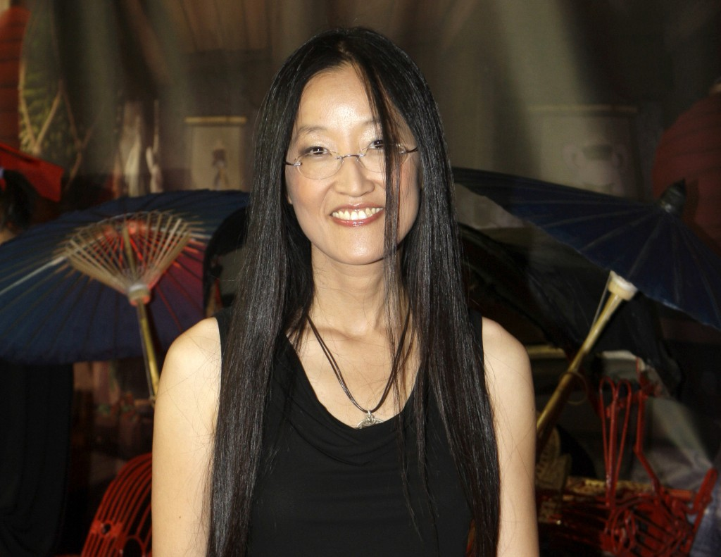 """FILE - In this June 13, 2011 file photo, director Jennifer Yuh Nelson arrives for the Australian premier of """"Kung Fu Panda 2"""" in Sydney. Nelson direct..."""
