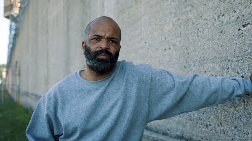 """This image released by the Tribeca Film Festival shows  Jeffrey Wright in a scene from """"O.G."""" The film, by Madeleine Sackler, was shot at Indiana's Pe..."""
