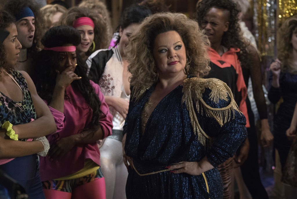 """This image released by Warner Bros. Pictures shows Melissa McCarthy in a scene from """"Life of the Party,"""" in theaters on May 11. (Hopper Stone/Warner B..."""