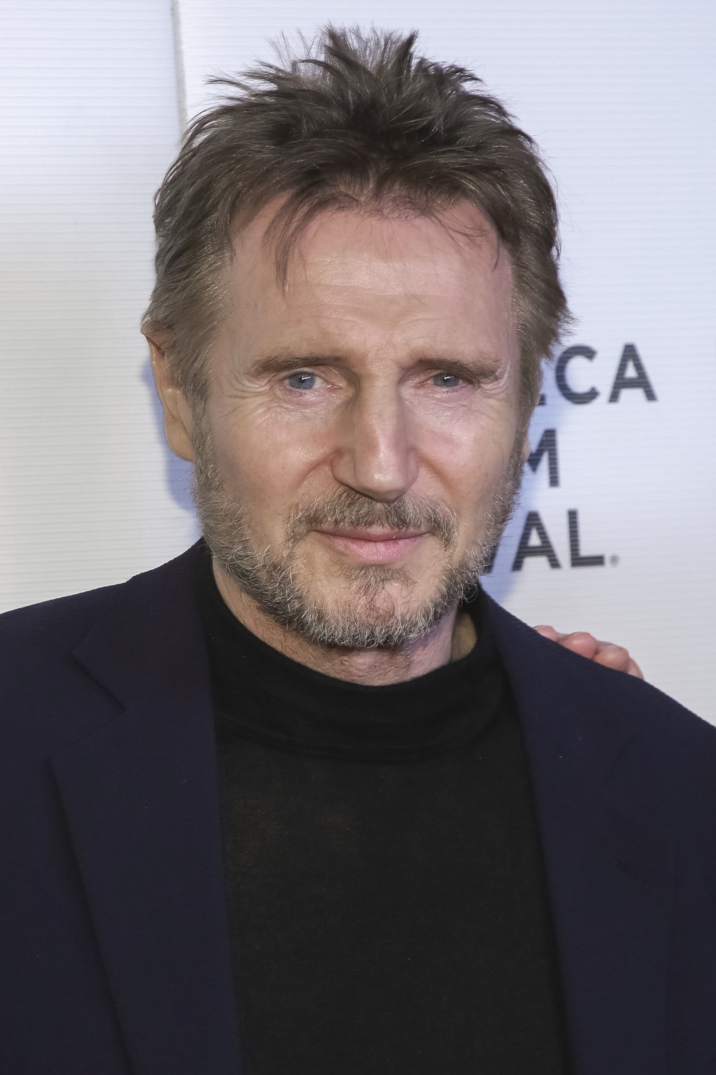 """Actor Liam Neeson attends the """"Schindler's List"""" 25th anniversary screening during the Tribeca Film Festival at Beacon Theatre on Thursday, April 26, ..."""