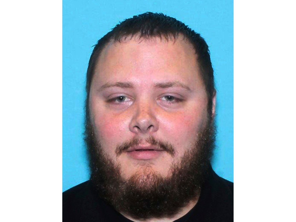 FILE - This undated file photo provided by the Texas Department of Public Safety shows Devin Patrick Kelley. The gunman in a mass shooting at a Texas ...
