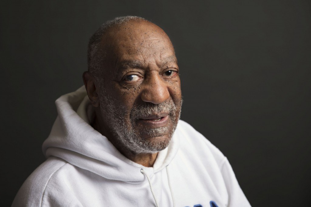 FILE - In this Nov. 18, 2013 file photo, actor-comedian Bill Cosby poses for a portrait in New York. On Thursday, April 26, 2018, Cosby was convicted ...