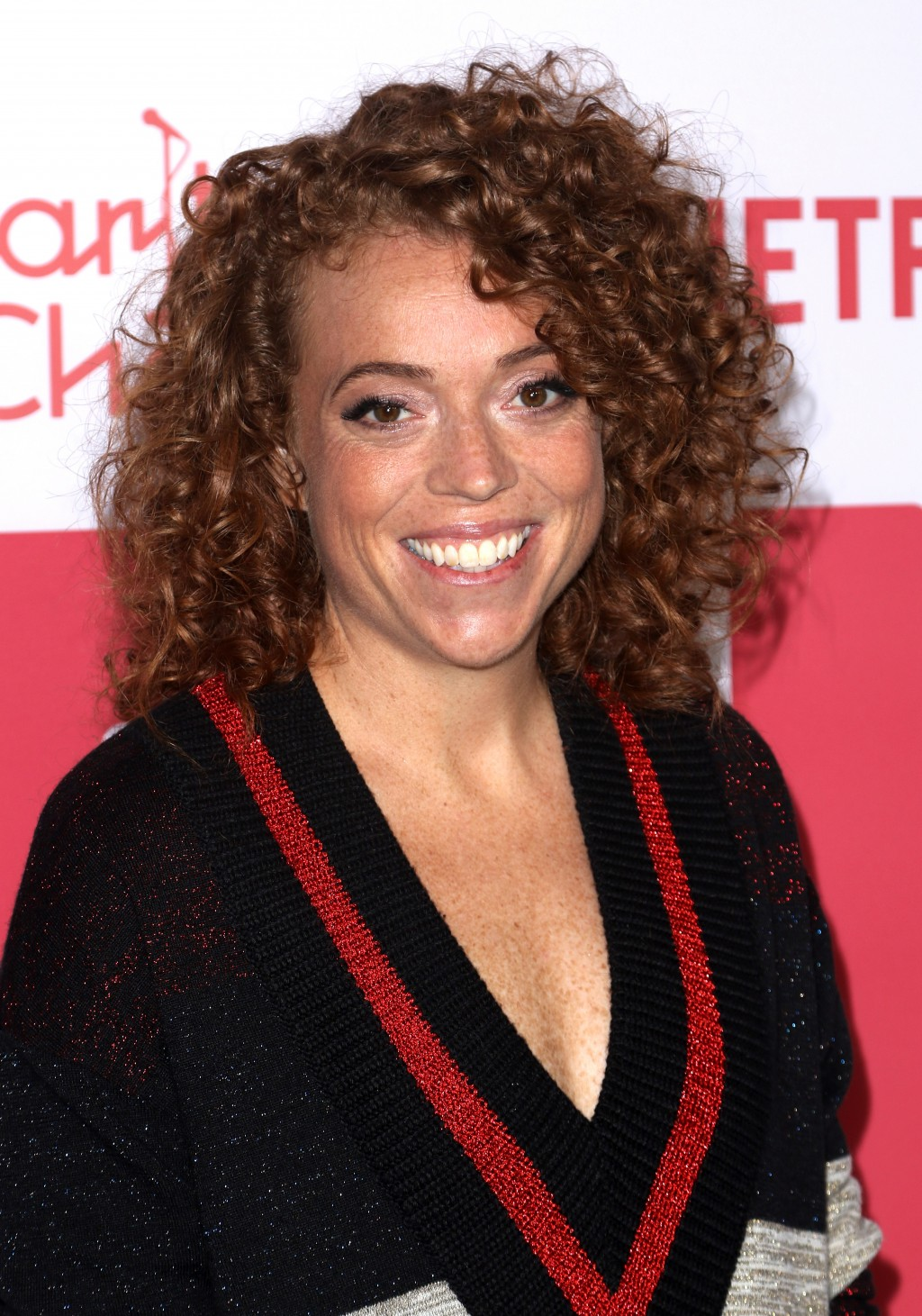 FILE - In this March 24, 2018 file photo, Michelle Wolf arrives at the 6th Annual Hilarity For Charity Los Angeles Variety Show at the Hollywood Palla...