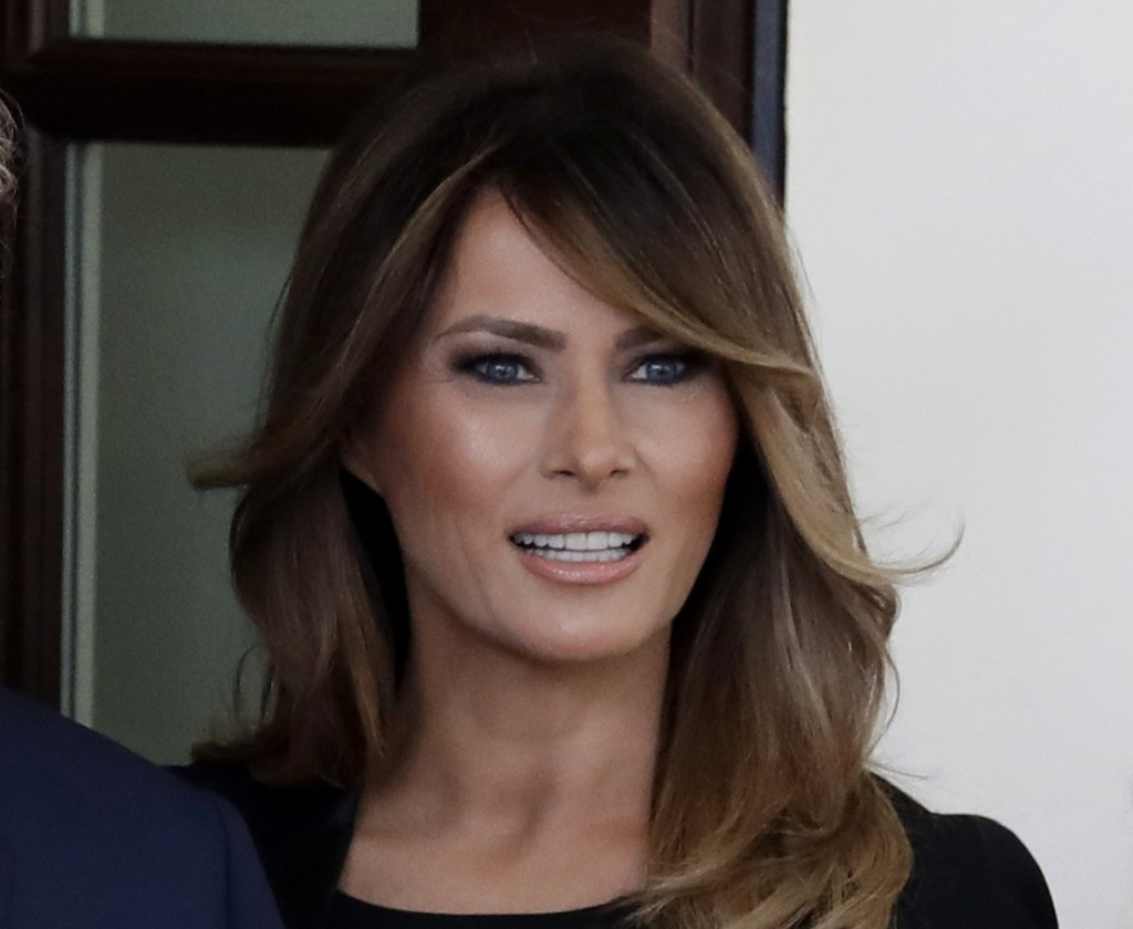 Melania Trump Launches Be Best Awareness Campaign For Kids Taiwan News 2018 05 08