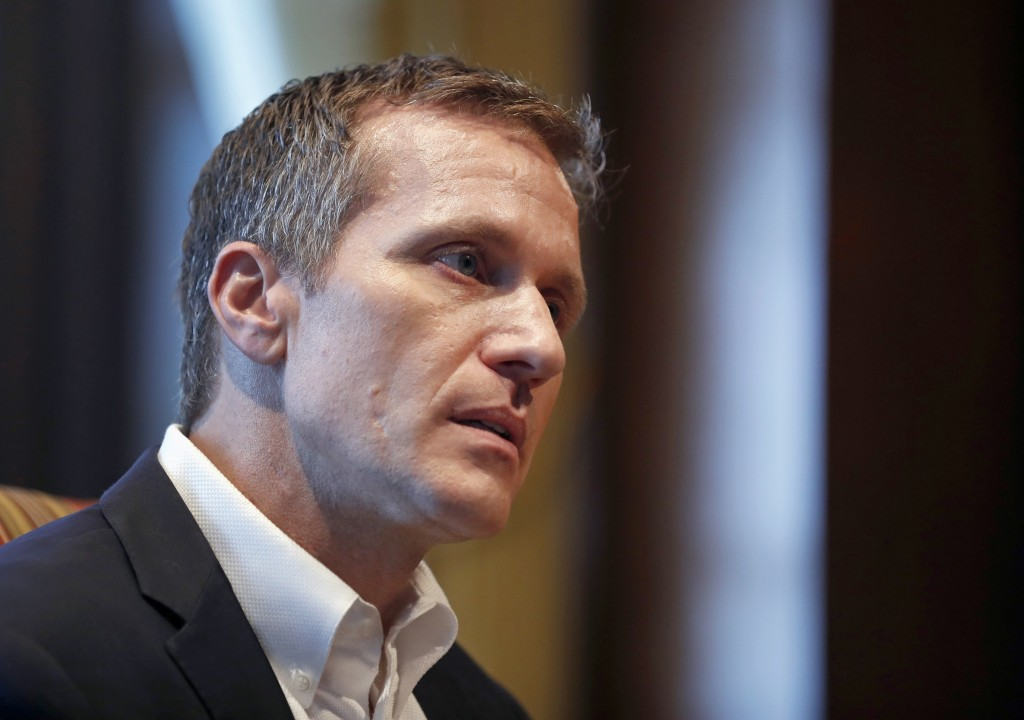 First day of jury selection finished in Greitens' trial