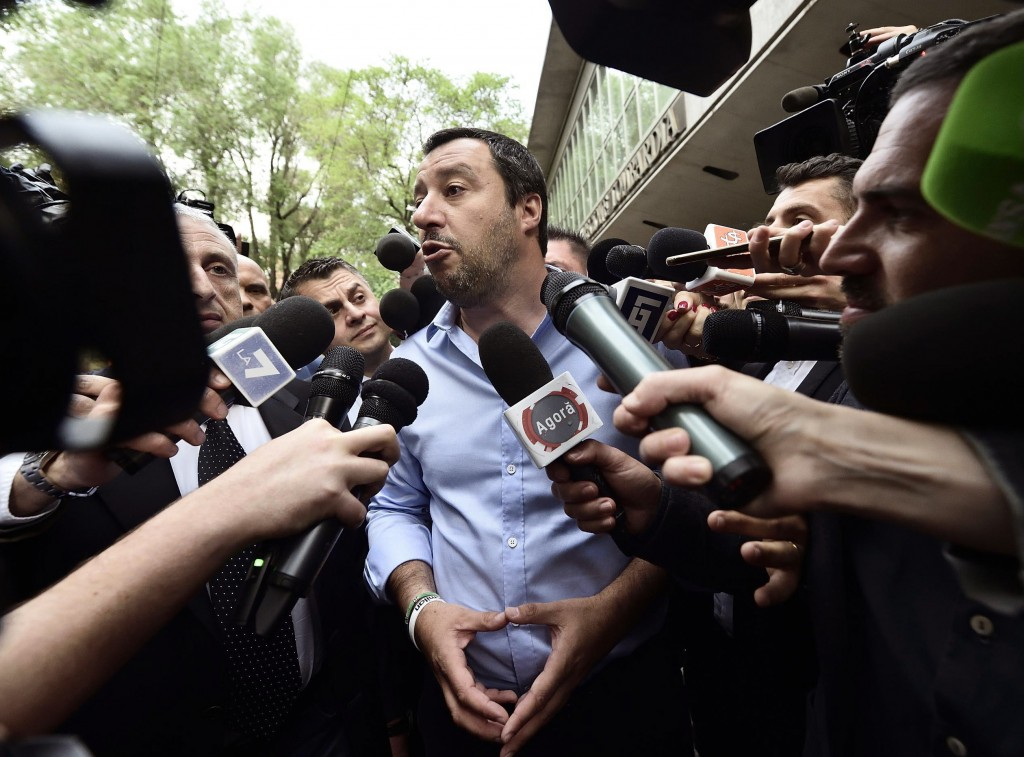 Italy's M5S leader asks for
