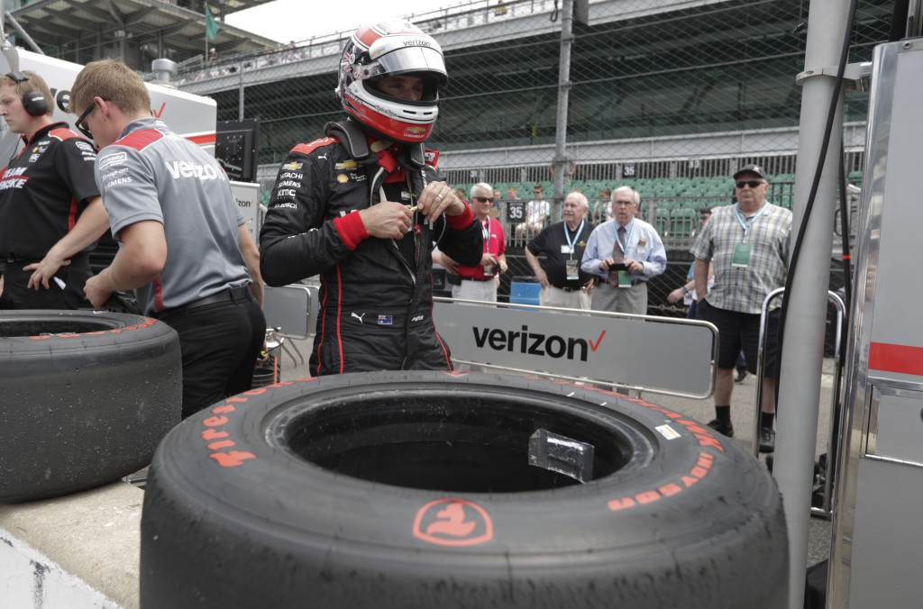 IndyCar adds eye-tracking system to concussio    | Taiwan News