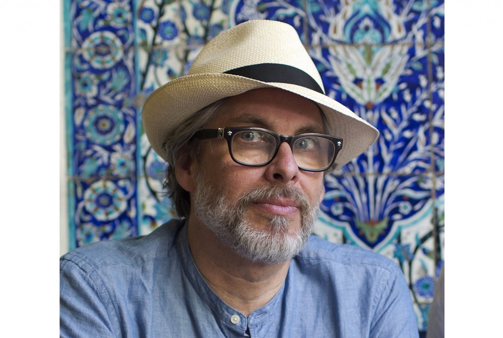 FILE - In this June 18, 2017 file photo, authors Michael Chabon posse for a photo in Jerusalem. Chabon, Louise Erdrich and Ann Patchett are among the
