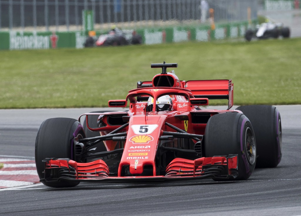 Hamilton finishes FIFTH: Sebastian Vettel WINS Canadian Grand Prix