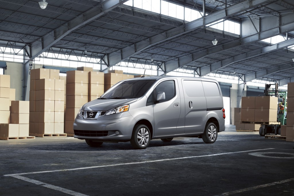 cbec111364e1 This undated photo provided by Nissan shows the 2018 Nissan NV200