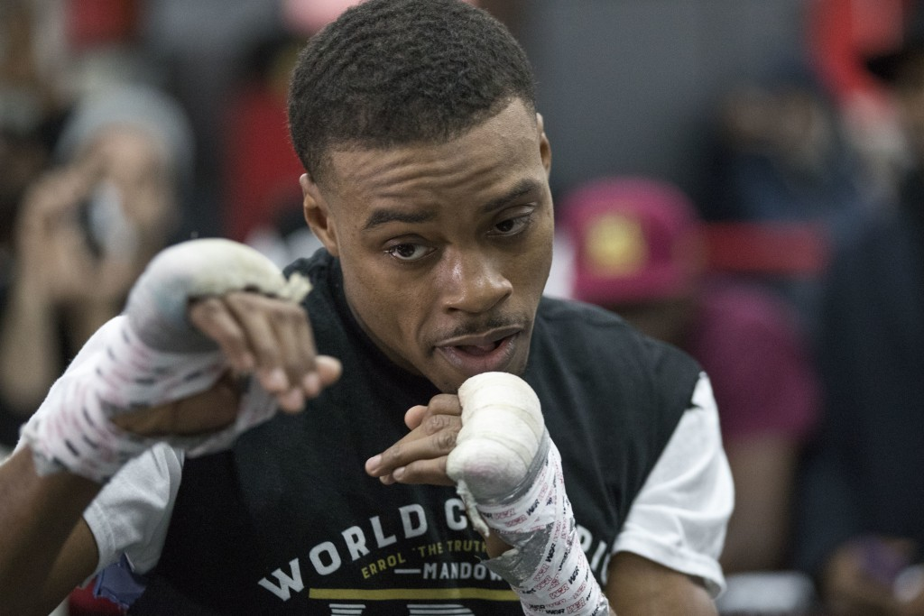 Spence to defend title in Texas