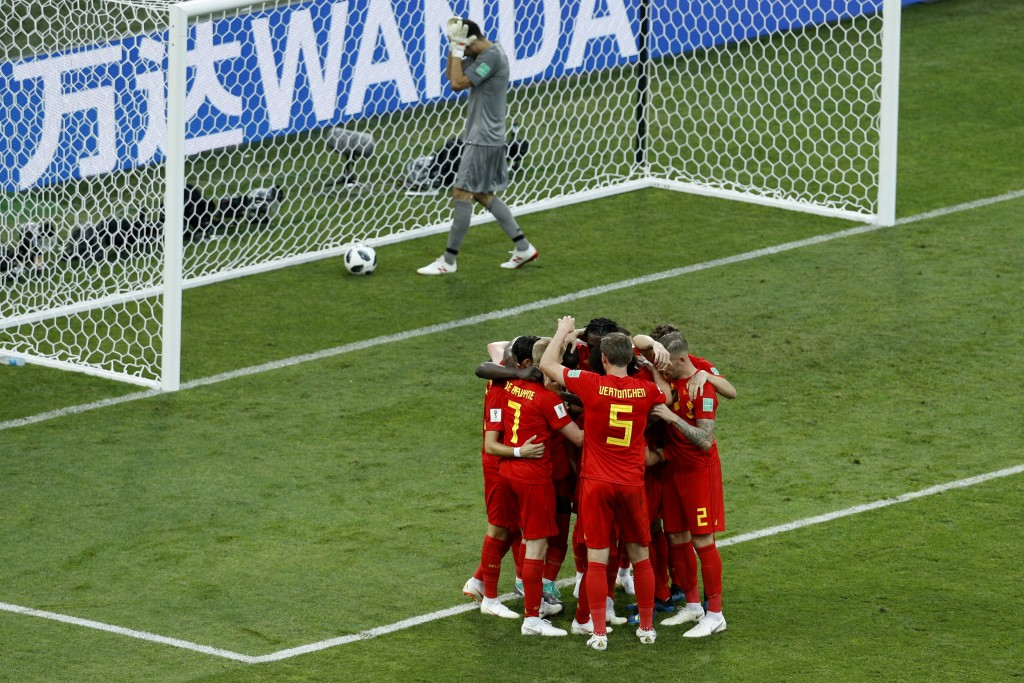 Hazard, Lukaku lead Belgium to win over Tunisia at World Cup
