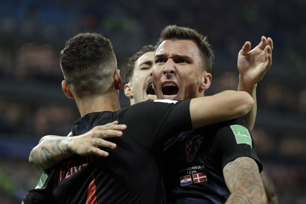 Hosts Russia disappointed but exit World Cup stage with pride