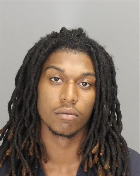 This photo provided by Oakland County Sheriff's Office in Pontiac, Mich., shows Damari E. Mahone.   Mahone has been charged with involuntary manslaugh