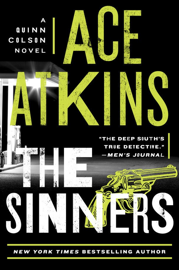 Review: Ace Atkins' 'The Sinners' is action-p    | Taiwan News