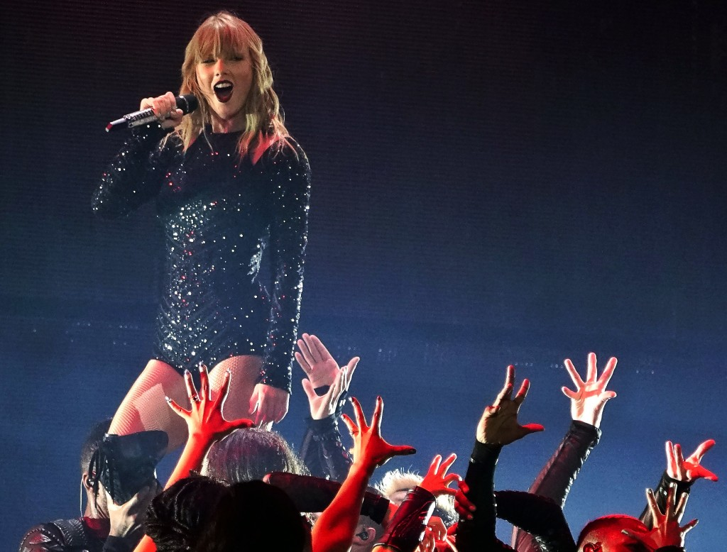 Taylor Swift Donates Tickets To Mourning Police Department Taiwan News 2018 07 27