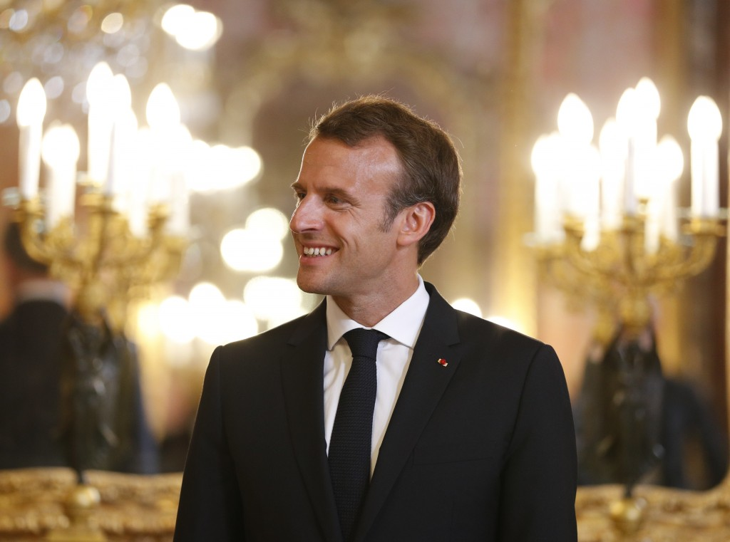 France President, Macron Accused Of Dating His Former Bodyguard