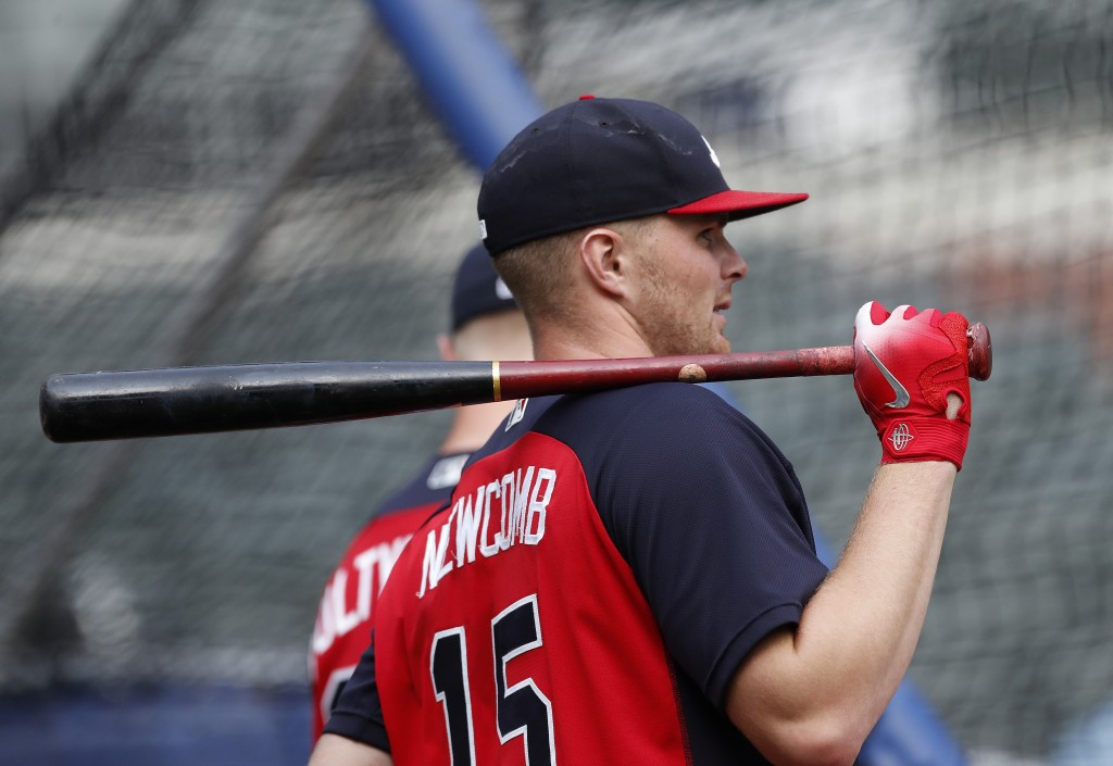 Sean Newcomb, Trea Turner latest Major League Baseball players to apologize for racist tweets