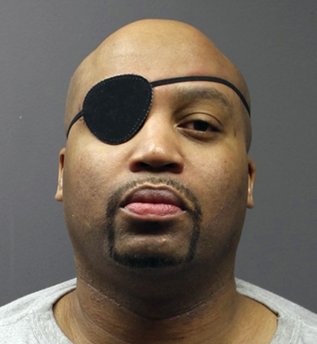 FILE - This file photo provided by the Minnesota Department of Corrections shows Edward Muhammad Johnson, who has been indicted on first-degree murder...