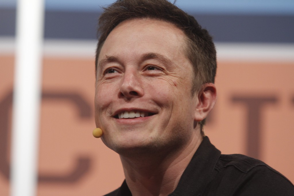 FILE - In this March 9, 2013, file photo, Electric car maker Tesla's CEO Elon Musk gives the opening keynote at the SXSW Interactive Festival in Austi...