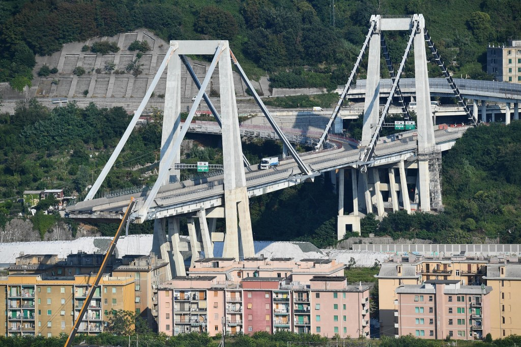 Atlantia shares down again after Genoa bridge collapse