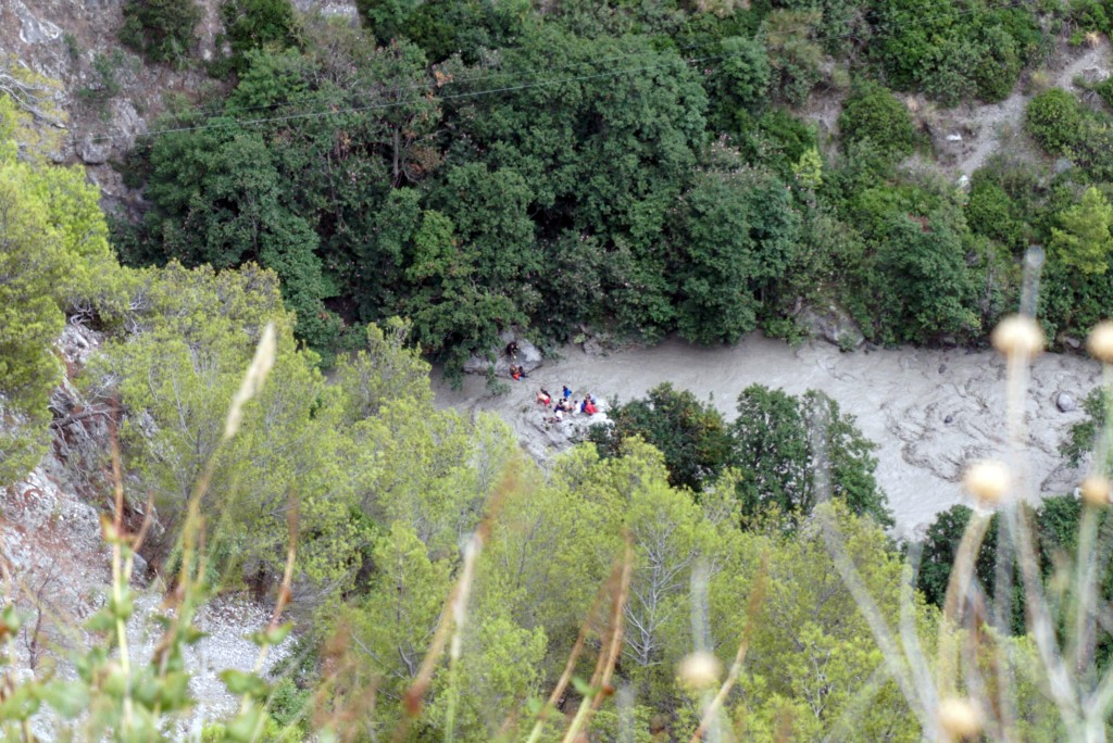 Deaths reported after flash flood hits hikers in Calabria, Italy
