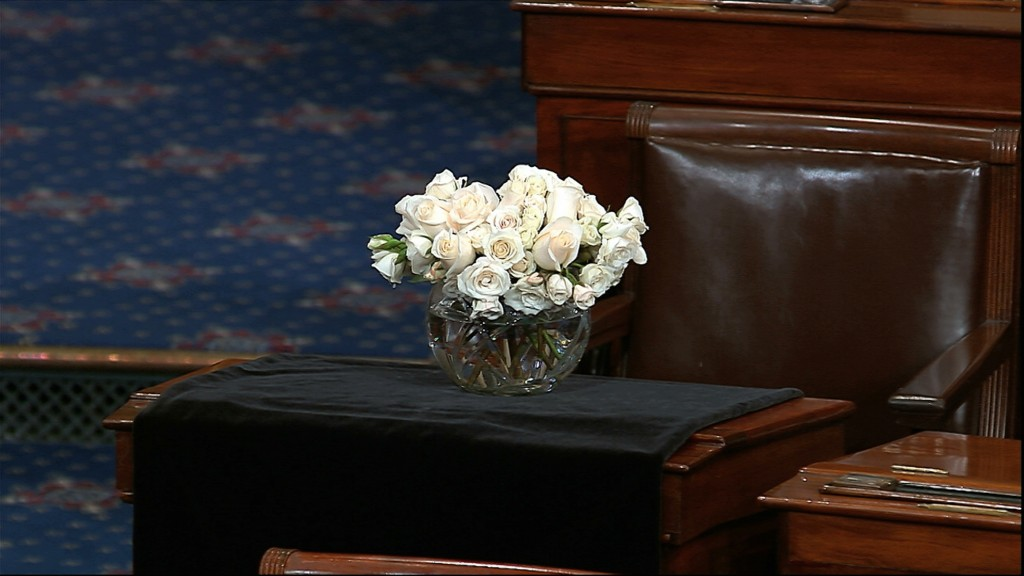 Fitzgerald honored to speak at McCain's memorial