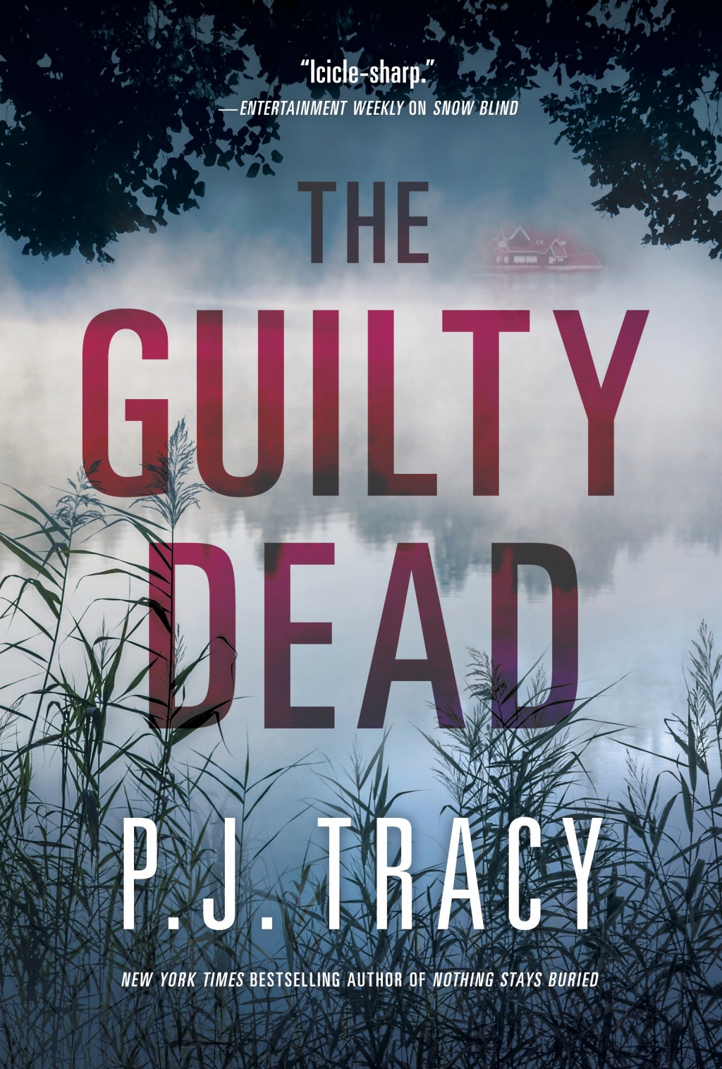 "This cover image released by Crooked Lane Books shows ""The Guilty Dead,"" by P.J. Tracy. (Crooked Lane Books via AP)"
