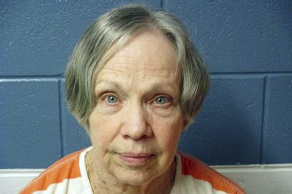 FILE - This April 8, 2016, file photo, provided by Utah State Prison shows Wanda Barzee. Barzee, the woman convicted of helping a former street preach...