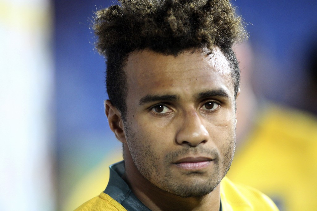 Australia's Will Genia looks on after the rugby union test match between Australia and Argentina, in the Gold Coast, Australia, Saturday, Sept. 15, 20...