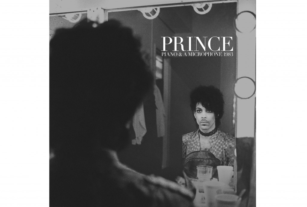 """This cover image released by Warner Bros. Records shows """"Piano & A Microphone 1983,"""" a 35-year-old cassette Prince recorded of himself playing piano a..."""