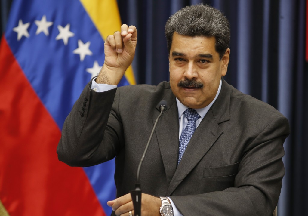 Venezuela sold 9.9 percent of joint venture to China oil firm: Maduro