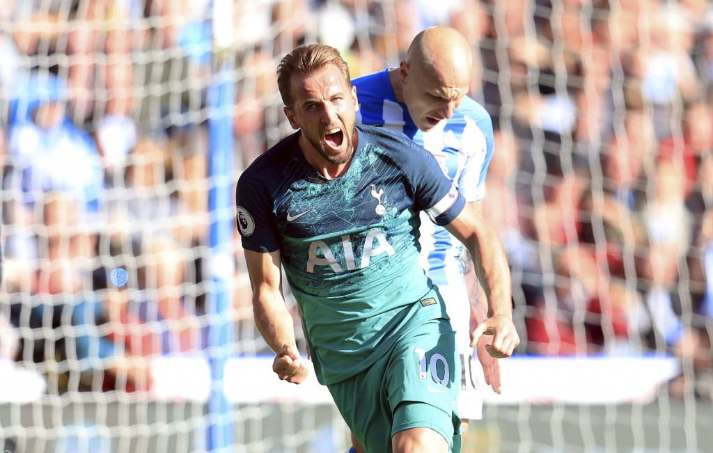 Spurs without Eriksen for Huddersfield trip