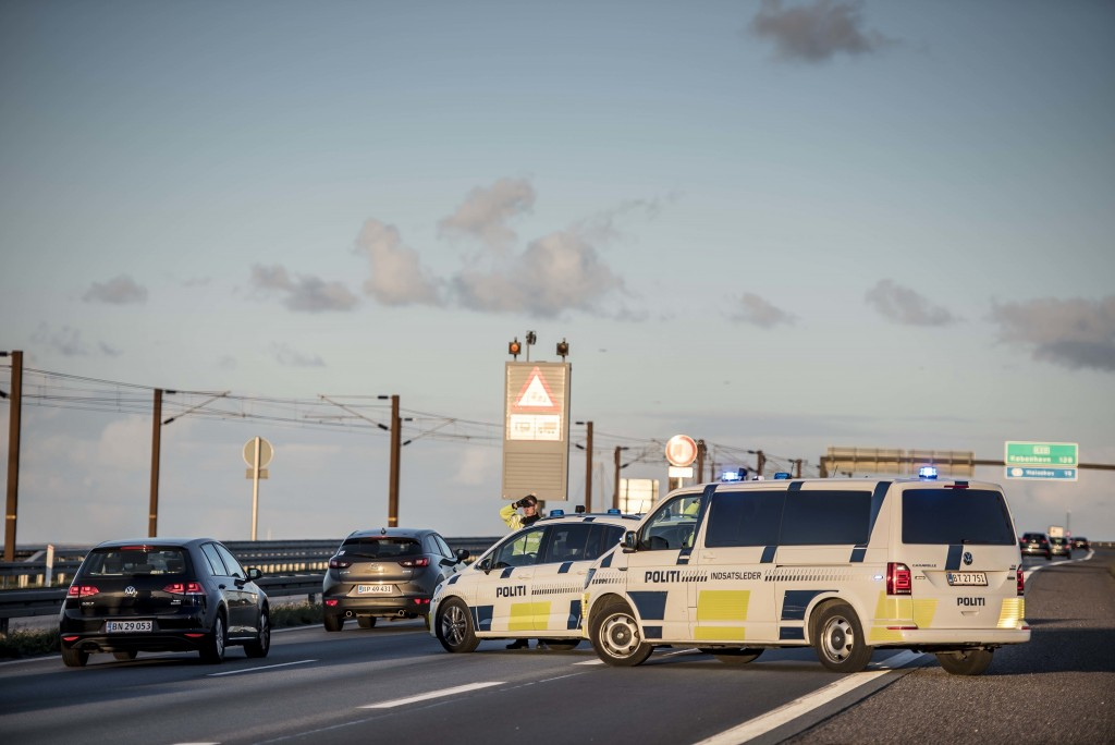 Danish police find vehicle in nationwide manhunt