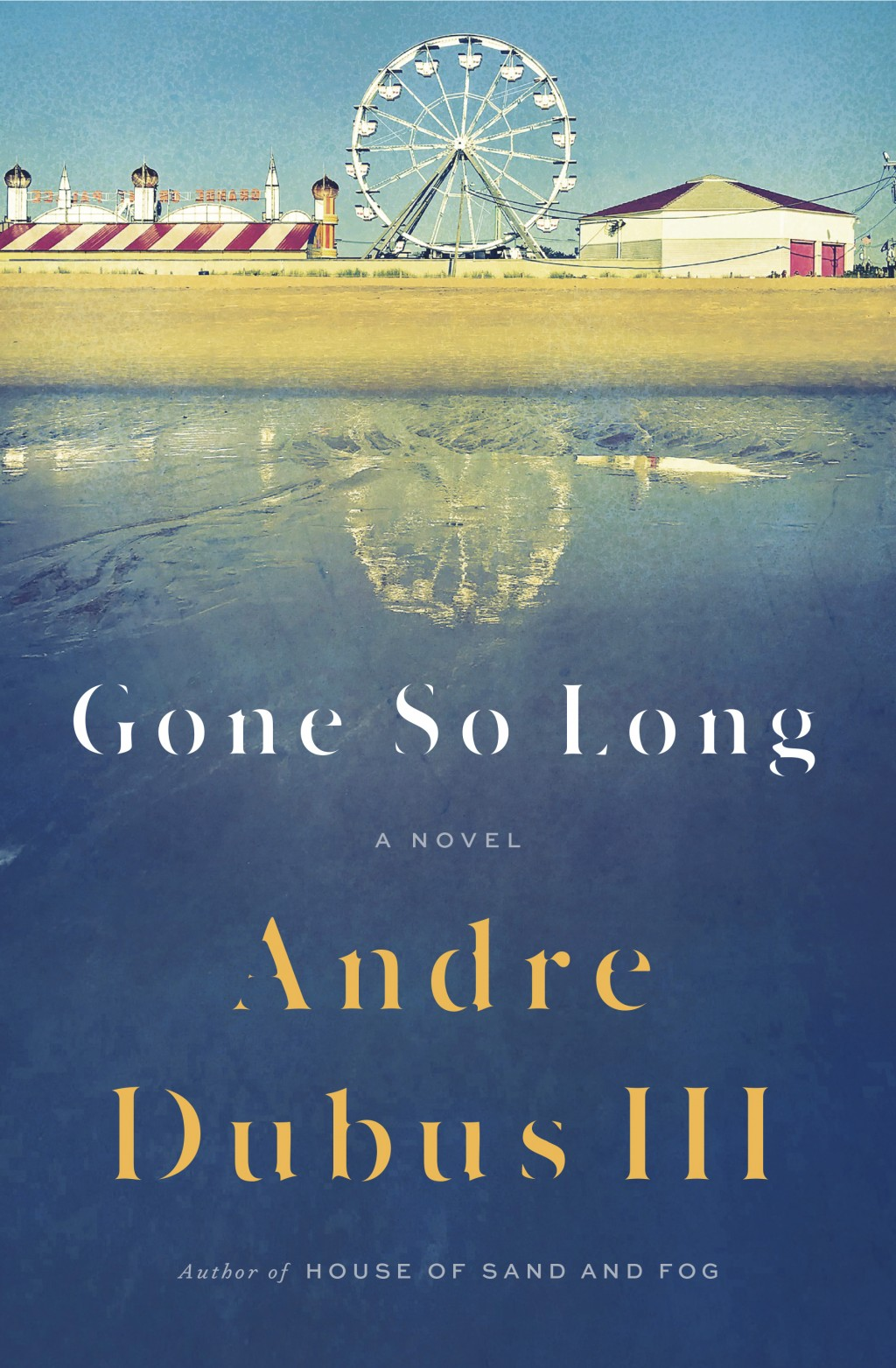 """This cover image released by W. W. Norton shows """"Gone So Long,"""" a novel by Andre Dubus III. (W. W. Norton via AP)"""