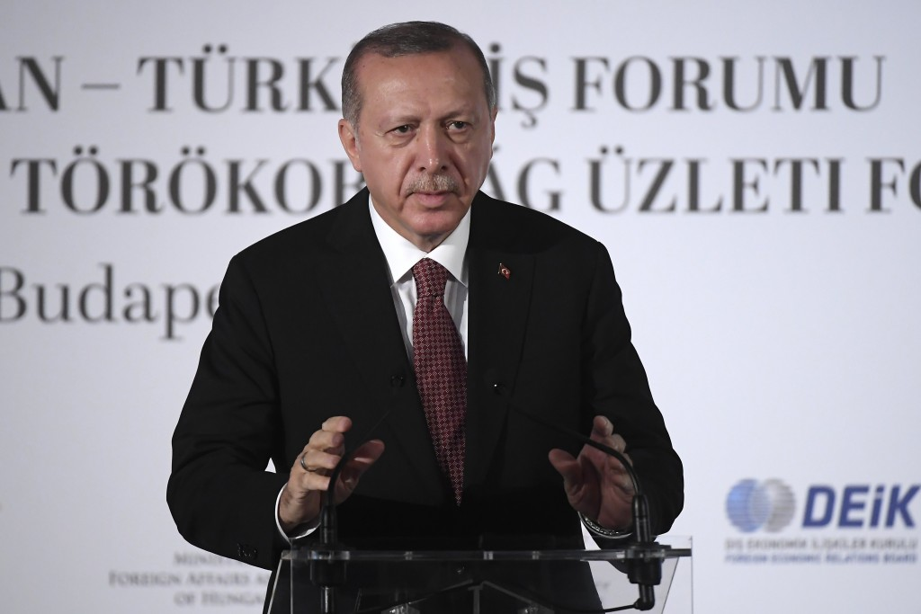 Erdogan orders to stop using US firm McKinsey