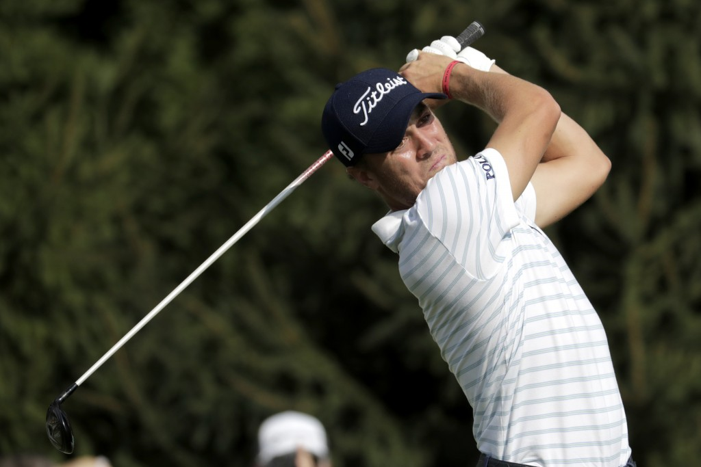 Burgoon leads PGA Tour event in Malaysia