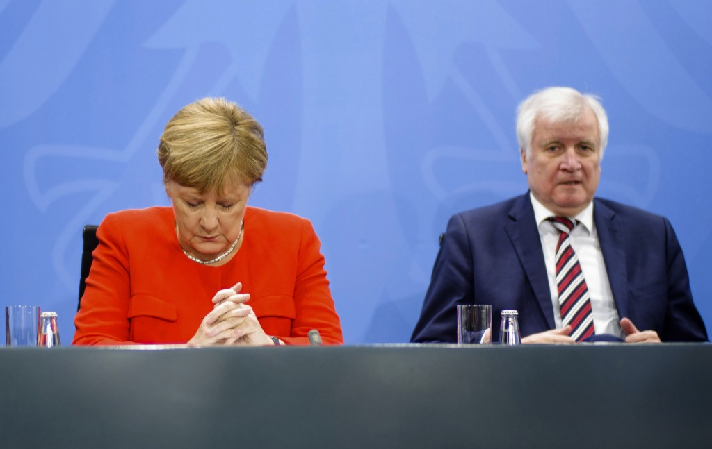 Merkel's coalition allies lose majority in Bavaria for first time since 1950