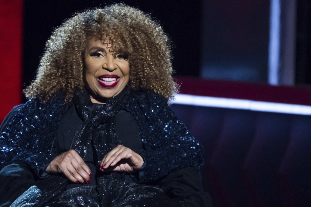 FILE - In this Aug. 5, 2017 file photo, Roberta Flack attends the Black Girls Rock! Awards in Newark, N.J. The 81-year-old music legend will be honore