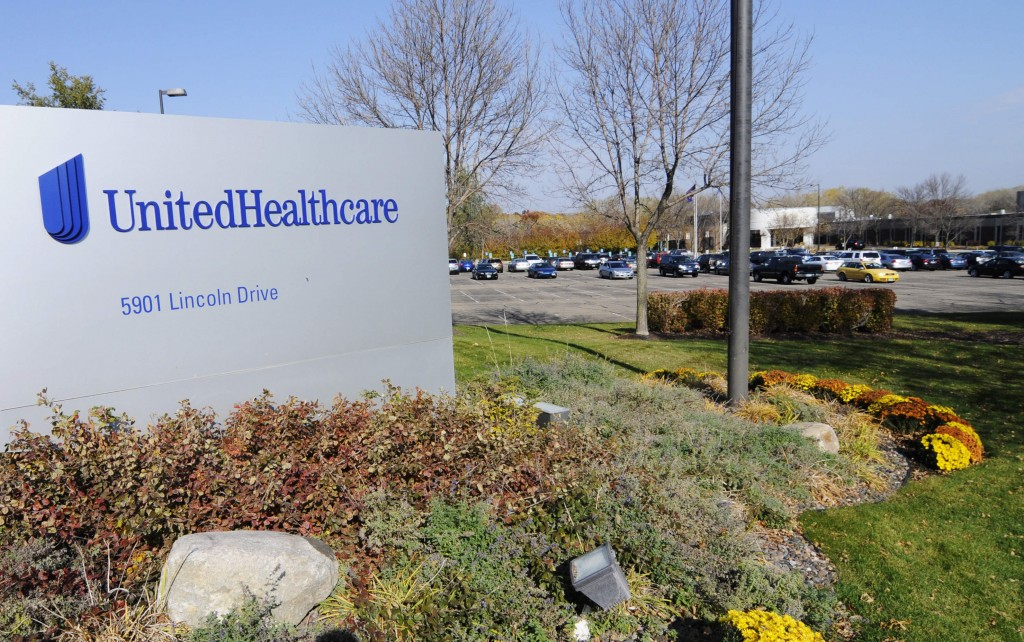 UnitedHealth Group's profit jumps 28 percent in 3rd quarter