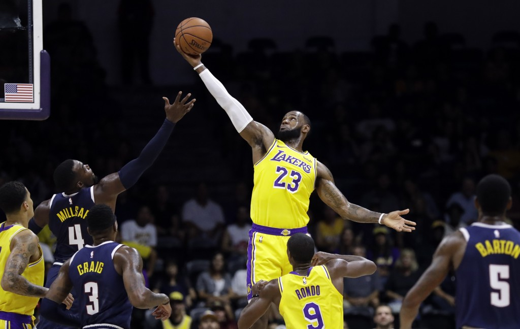 National Basketball Association season preview 2018-19: LeBron the Laker, what it means
