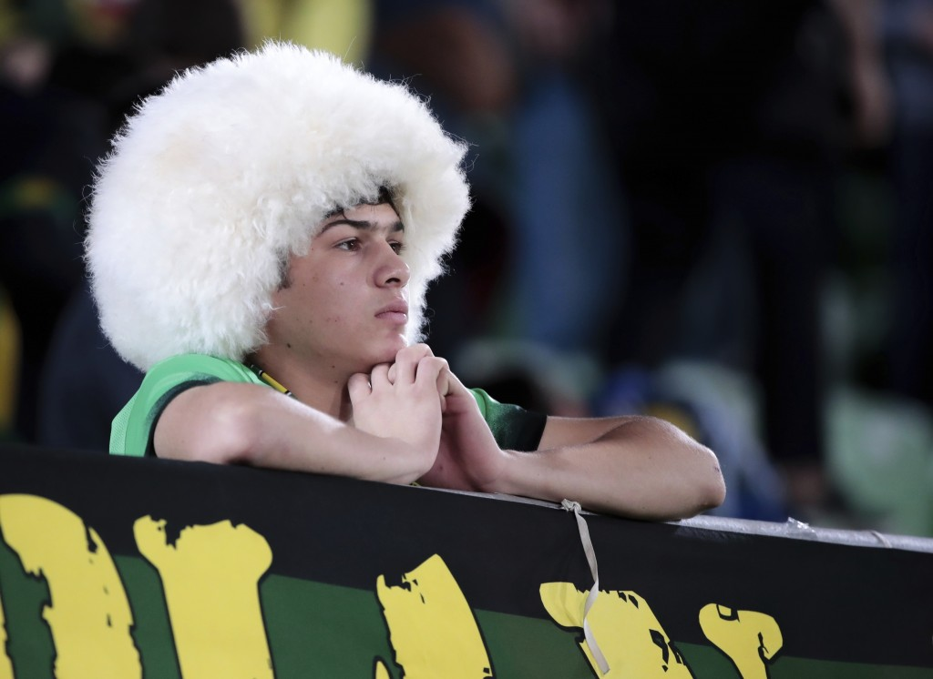 Once super rich, Russian club Anzhi struggling to survive   Taiwan News    2018-10-26 20:15:00