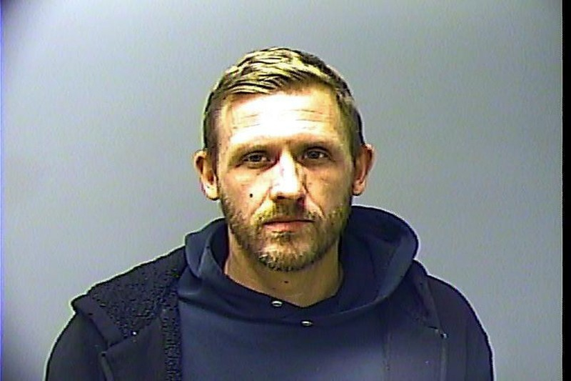 This Tuesday, Nov. 6, 2018 photo provided by Baxter County Sheriff's Office shows Benjamin Craig Matthews. In a statement issued Wednesday, the Baxter...