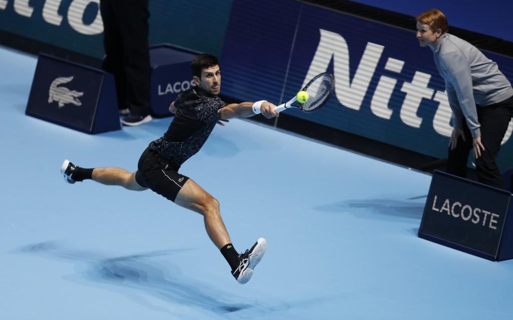 Novak Djokovic Closes In On Semifinals At Atp Taiwan News