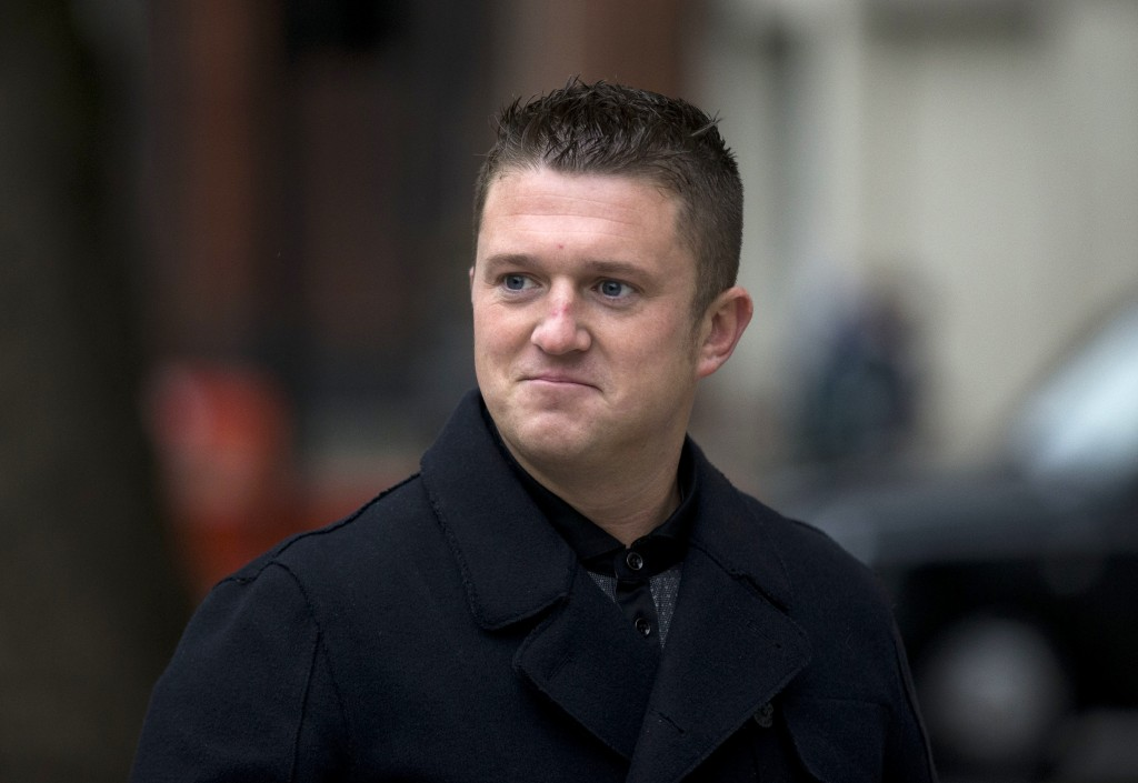 Tommy Robinson Lands Job Advising The Leader Of Ukip
