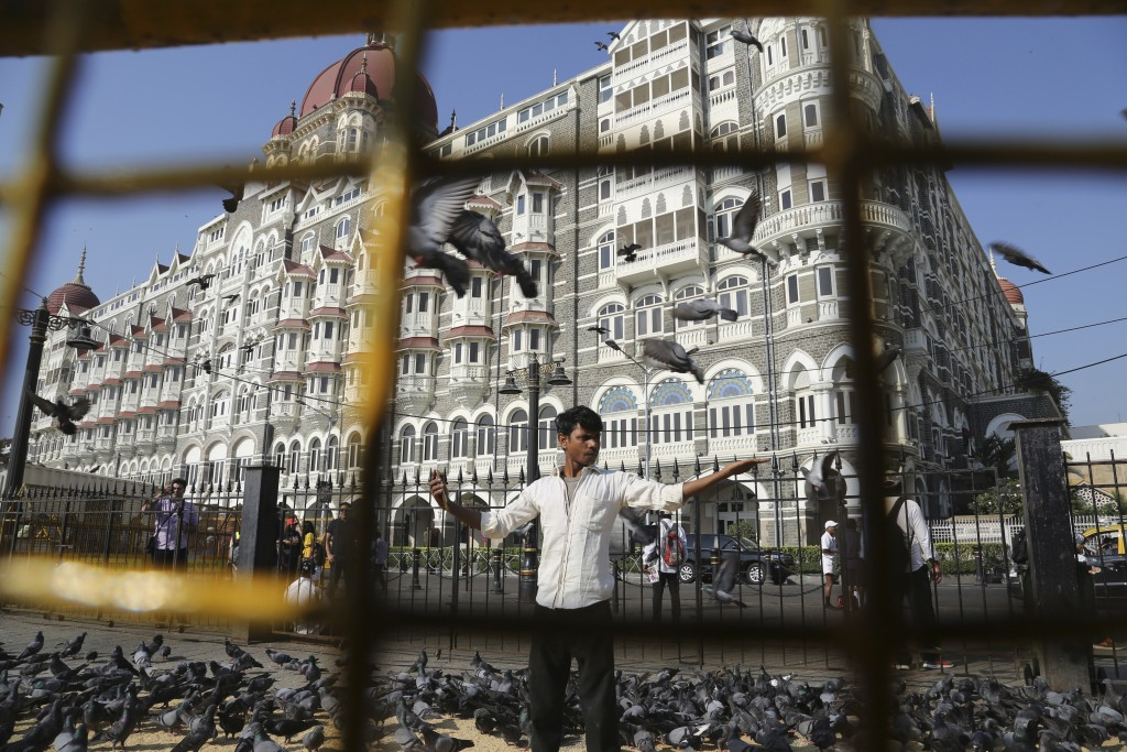 10 Years On Mumbai Moves On From Attacks But Taiwan News