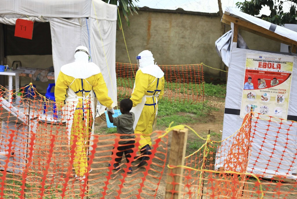 US experts not needed to fight Ebola outbreak in DR Congo